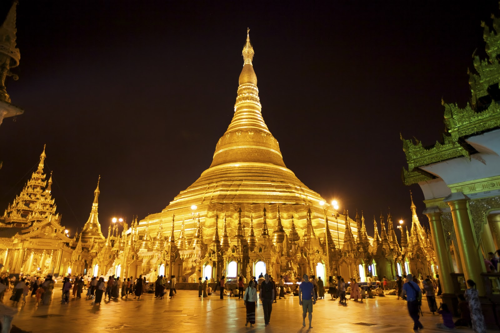 Yangon (7 Days/6 Nights)